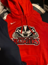 Brock University Nike Hoodies