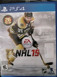 NHL 15 (PS4) game
