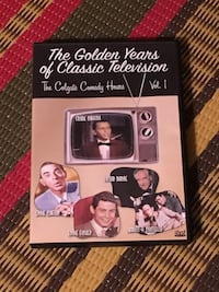 The Golden Years of Classic Television DVD