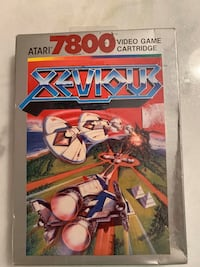 Xevious Atari 7800 Video game cartridge Glastonbury, 06033