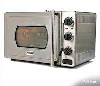brand new Wolfgang Puck oven  sells for $300 retai Montreal