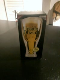 Brand New Upside Down Beer Cup