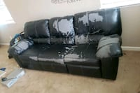FREE! Couch with reclining seats