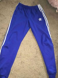 blue and white Adidas track pants Waterloo, N2T 2V2