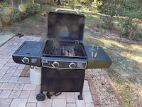black charcoal grill FOLEY