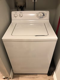 White GE Washer and Dryer I WILL DELIVER Pineville, 28210