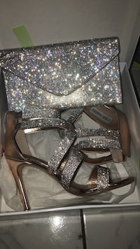 Heels & Clutch bundle Miramar, 33023