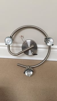 Have 5 stainless steel ceiling fixture. Buy 1, 2 or all 5 Toronto, M2N 2C4
