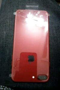 red iPhone 8 plus (product) includes charger Washington