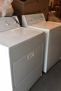 Dryer n washer