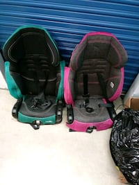 baby's black and pink car seat carrier Absecon, 08201