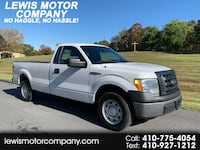 2012 Ford F-150 XL Reg. Cab Long Bed 2WD Clarksville