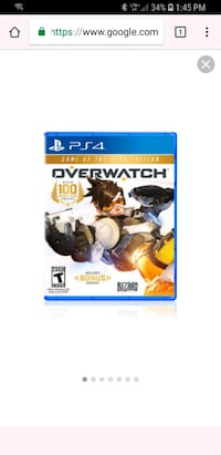 Overwatch ps4 Westlake, 44145