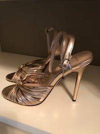 Sandals for any occasion size 38.5 brand new never worn Vaughan, L4L