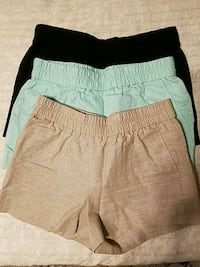 J Crew Shorts - 3 pair Arlington, 22206