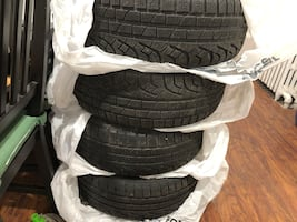 Pirelli winter tire