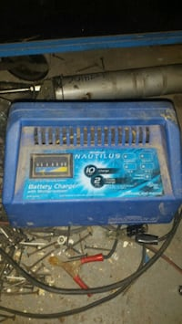 blue and black portable generator Hagersville, N0A