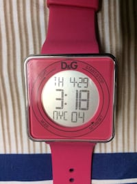 Orologio D&G Dolce Gabbana Donna High Contact Touch Screen Dw0737 Watch Silicone Cormano, 20032