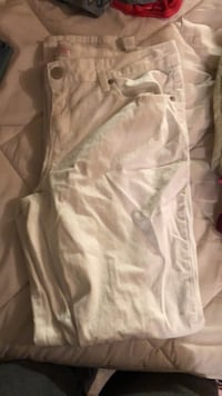 White jeans size 17 Dade City, 33523