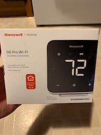 Honeywell D6 Pro WiFi ductless controller Shelton, 06484