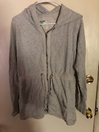 Old navy med zip up hoddie with tie in middle Mechanicville, 12118