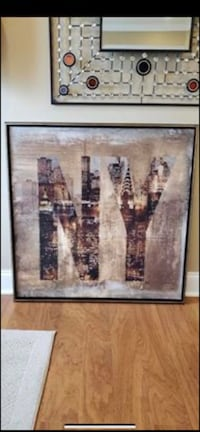 Large NY Painting  Toms River, 08753