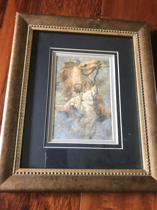 Fantastic Horse Framed Horse prints  2