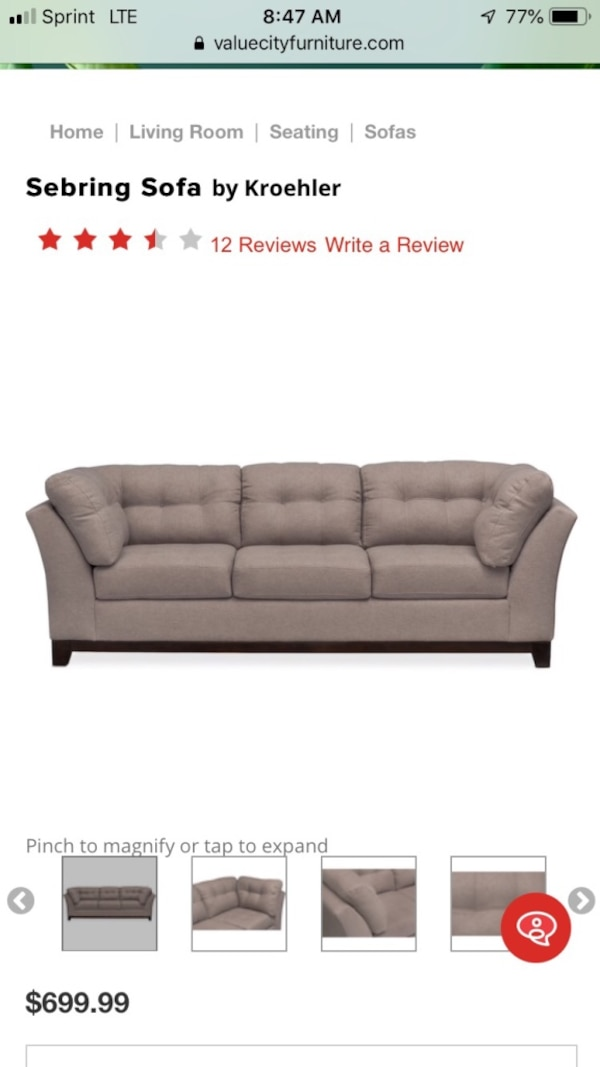 Outstanding Used Gently Used Couch For Sale In Columbus Letgo Gmtry Best Dining Table And Chair Ideas Images Gmtryco