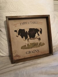 Farmhouse wall decor