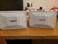 Bose speakers in good condition  Fall River