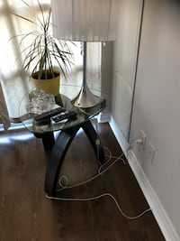 3 tables , 2 are side tables are the same and one middle bigger size the same set .I purchased this last year altogether for $700 plus tax Mississauga, L5B 3X9