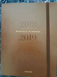 Monthly Planner 2018 Maple Ridge, V2X 9Z4