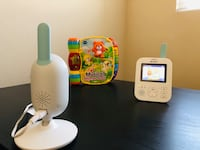 Baby Monitor with free toys Pleasanton, 94588