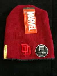 Daredevil and Punisher reversible Beanie Mountlake Terrace, 98043
