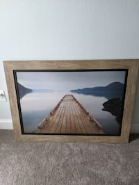 Wooden Frame Picture