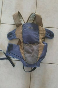 Baby carrier. Forward and rear facing 551 km