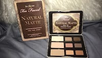 To face natural Matt eyeshadow palette Oxon Hill, 20745