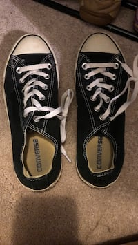 pair of black Converse All-Star low-top sneakers Commerce, 30529