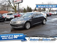 2015 Ford Taurus Limited FWD Taylor