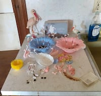 ANTIQUE BABY SHOWER ACCESSORIES Midwest City, 73130
