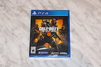Call of Duty Black Ops 4 PS4 (brand new sealed) Burnaby