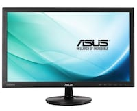 ASUS 24in Monitor 1080p Chantilly, 22033