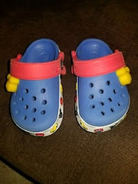 Mickey Crocs 4c5 West Springfield, 22152