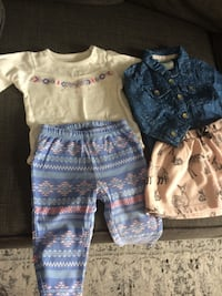 Baby girl outfits  Schaumburg, 60193