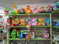 Floor toys for kids Etobicoke