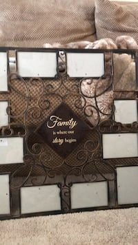 black and brown wooden wall decor Palmdale, 93550