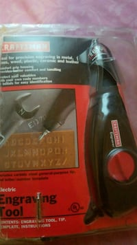 black and red corded hair clipper Stafford, 22556