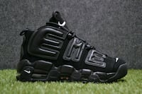 Nike Air more uptempo x supreme 8650 km