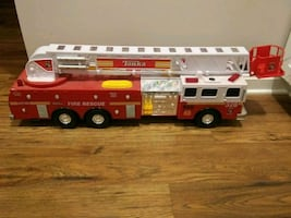 Tonka Fire Truck w/ Sounds