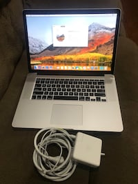 Late 2015 MacBook Pro 15 inch i7 16GB Ram in good conditions  Burtonsville, 20866